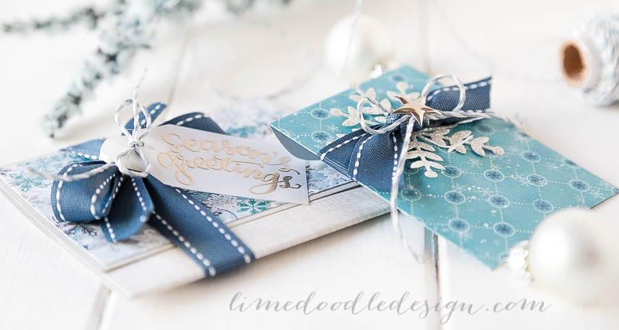 Gift Card Holders. For more please visit https://limedoodledesign.com/2014/12/gift-cards-galore/ Debby Hughes - Lime Doodle Design #gift #card