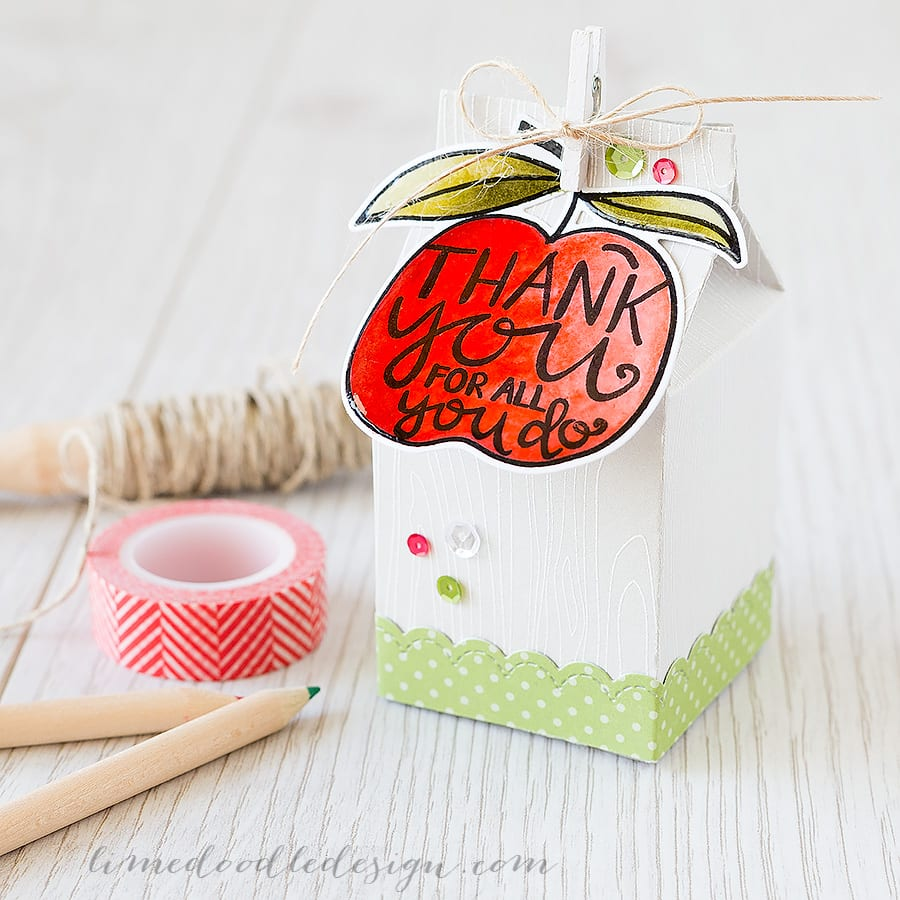 quick and easy teacher gift