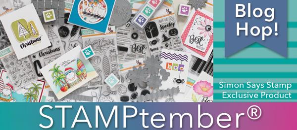 STAMPtember Blog Hop