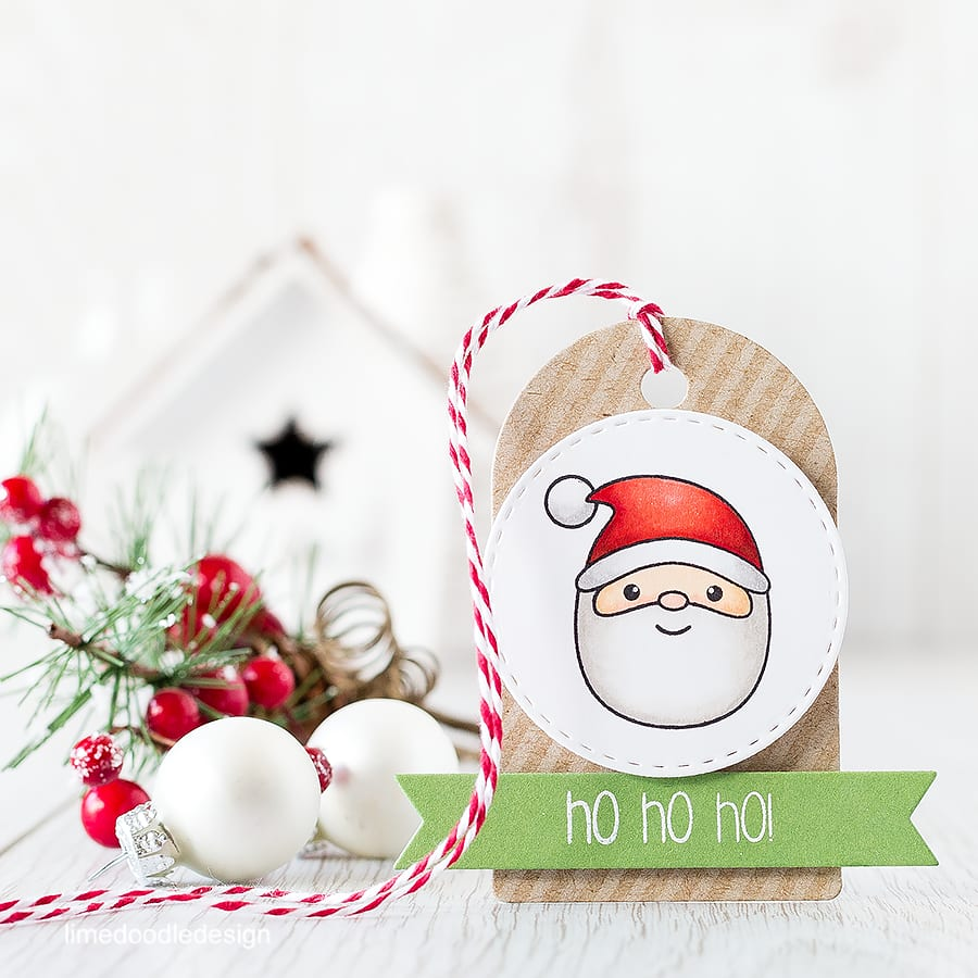 Simple tags give Christmas gifts a personal touch without taking up lots of time to make. Find out more by clicking on the following link: https://limedoodledesign.com/2015/10/simple-tags/