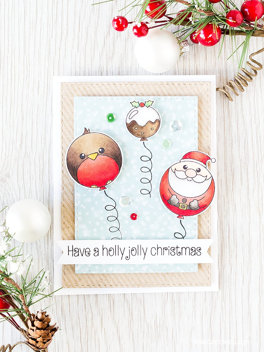 Who can resist Christmas Balloon characters LOL. Find out more by clicking the following link: https://limedoodledesign.com/2015/10/christmas-balloons/