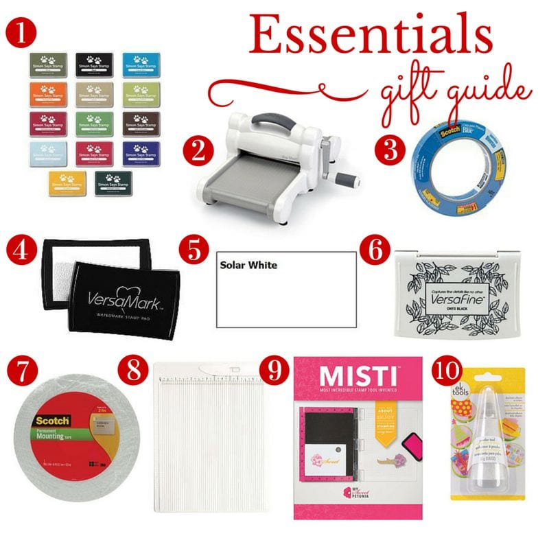 My holiday gift guide for crafting essentials and a few for the wish list too! Find out more by clicking the following link: https://limedoodledesign.com/2015/11/holiday-gift-guidegiveaway/