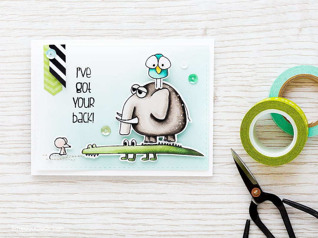 Who's afraid of a mouse? Find out more by clicking the following link: https://limedoodledesign.com/2015/12/you-have-my-heart/