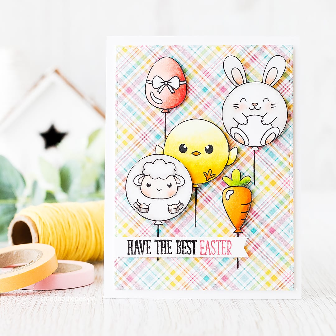 Easter balloons. Find out more by clicking on the following link: https://limedoodledesign.com/2016/03/easter-balloons/