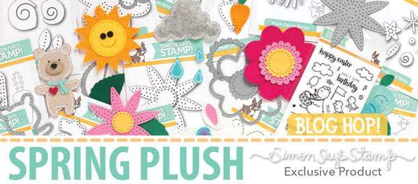 Simon Says Stamp Spring Plush Blog Hop