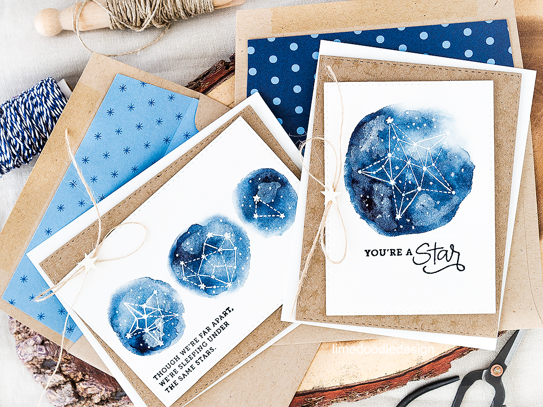 Constellations make great quick and easy guy cards. Find out more by clicking on the following link: https://limedoodledesign.com/2016/07/constellations-are-great-for-quick-and-easy-guy-cards/