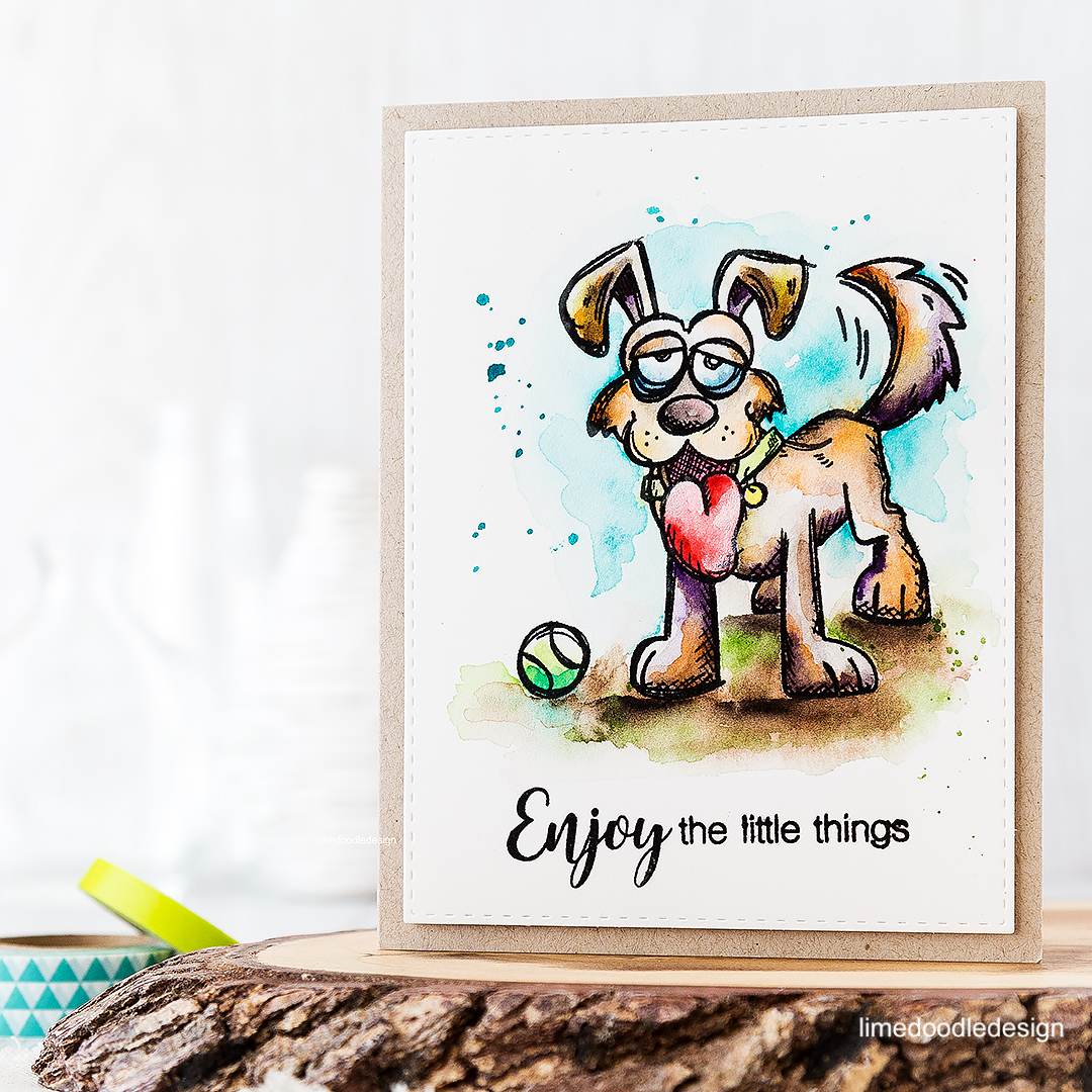 Things are getting crazy around here with Tim Holtz's Crazy Dogs! Find out more by clicking on the following link: https://limedoodledesign.com/2016/07/masterpiece-box-blop-hop-and-giveaway/