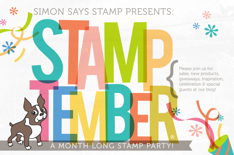Simon Says Stamp STAMPtember
