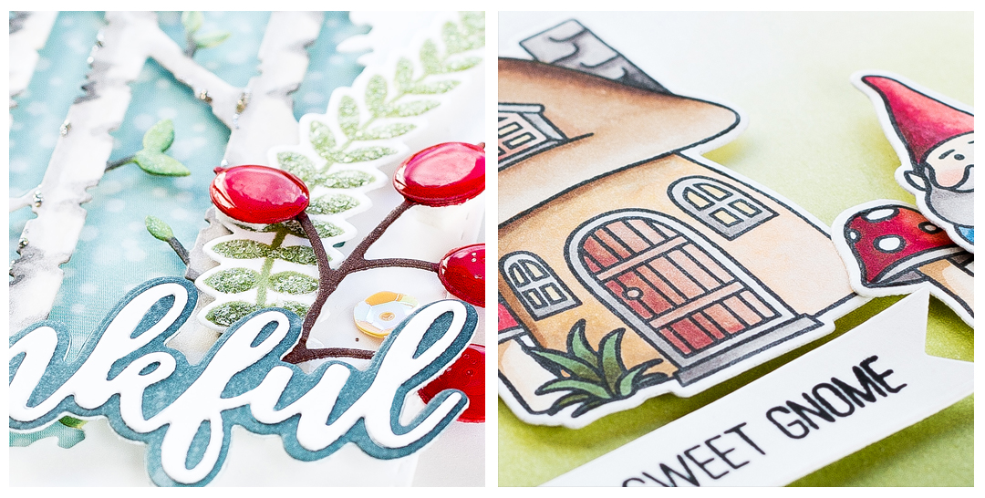 Sneak peek of projects for STAMPtember blog hop
