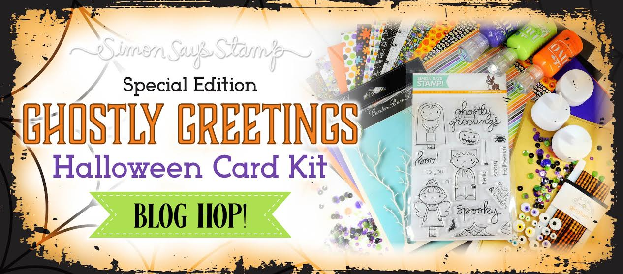 Ghostly Greetings Blog Hop