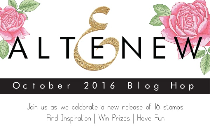 Altenew October Blog Hop