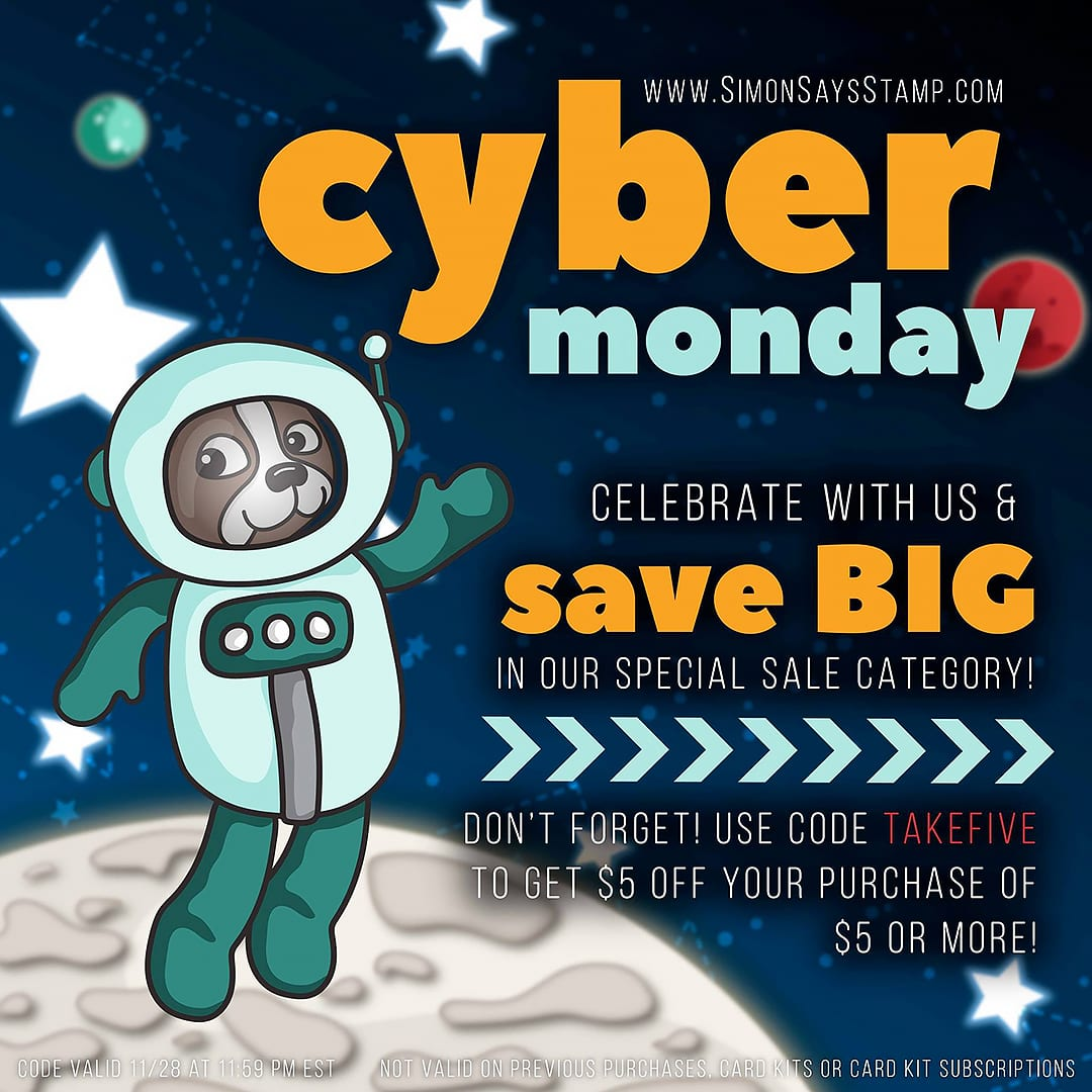 Simon Says Stamp Cyber Monday