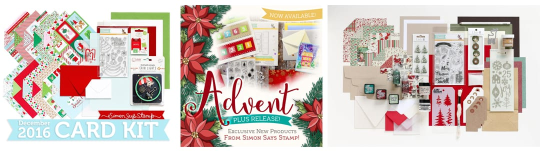 Simon Says Stamp Holiday Week products
