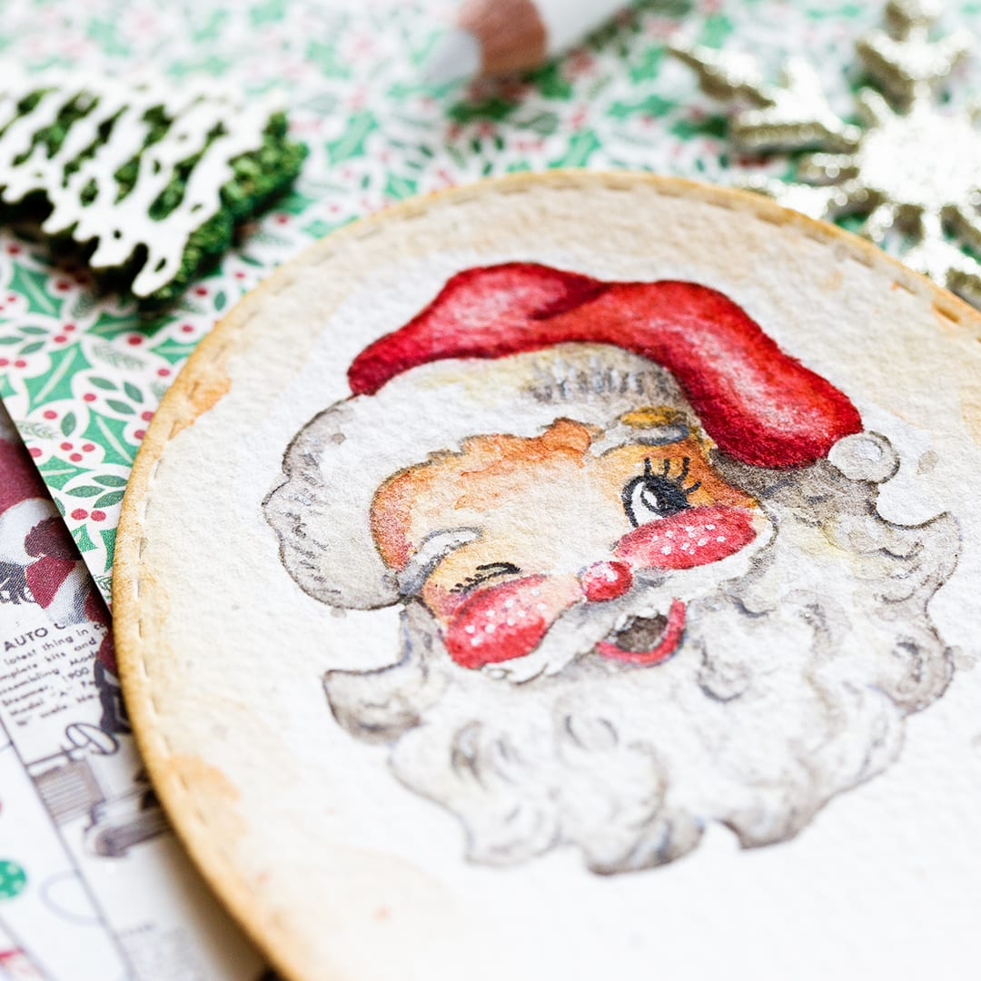 Peek of the Simon Says Stamp Limited Edition Holiday Card Kit