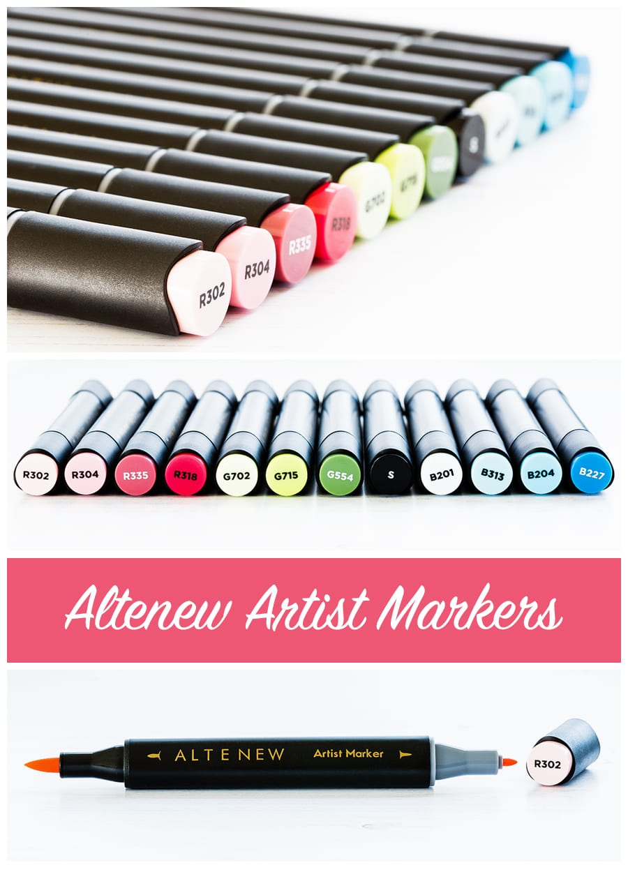 A look at the new Altenew Artist Markers by Debby Hughes including blog hop and giveaway. Find out more by clicking on the following link: https://limedoodledesign.com/2017/01/altenew-artist-markers-release-blog-hop-giveaway/