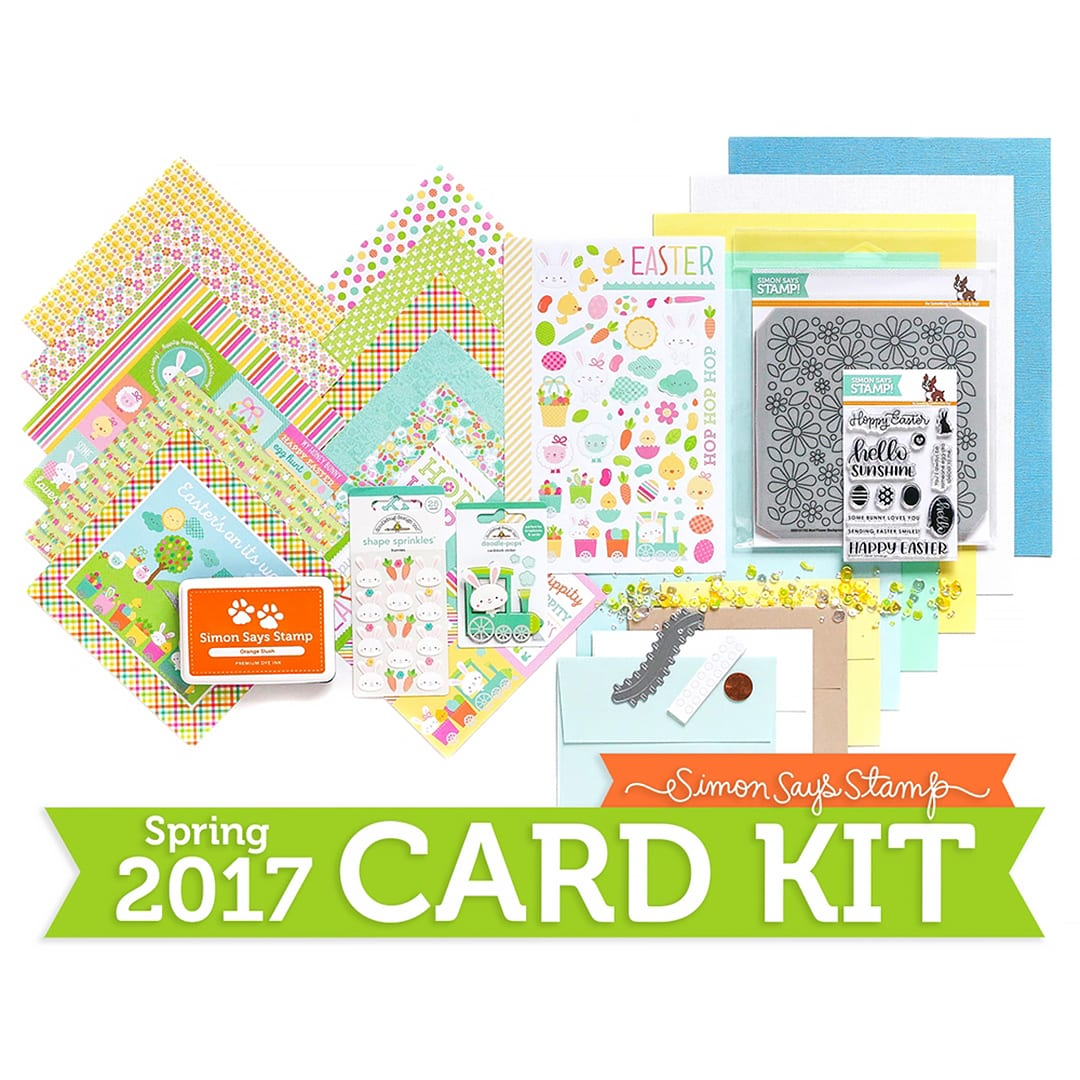 Simon Says Stamp Spring Card Kit