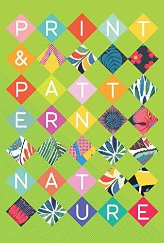 Print & Pattern Nature book
