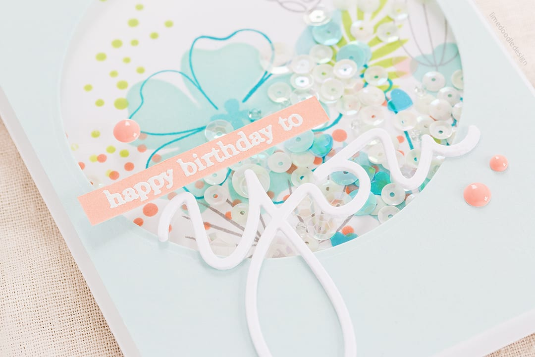 What do you do when your mojo goes missing? I'm talking today about where I find inspiration to kick start my creativity. Handmade birthday card by Debby Hughes. Find out more https://limedoodledesign.com/2017/06/breaking-the-mojo-funk-inspiration-series/