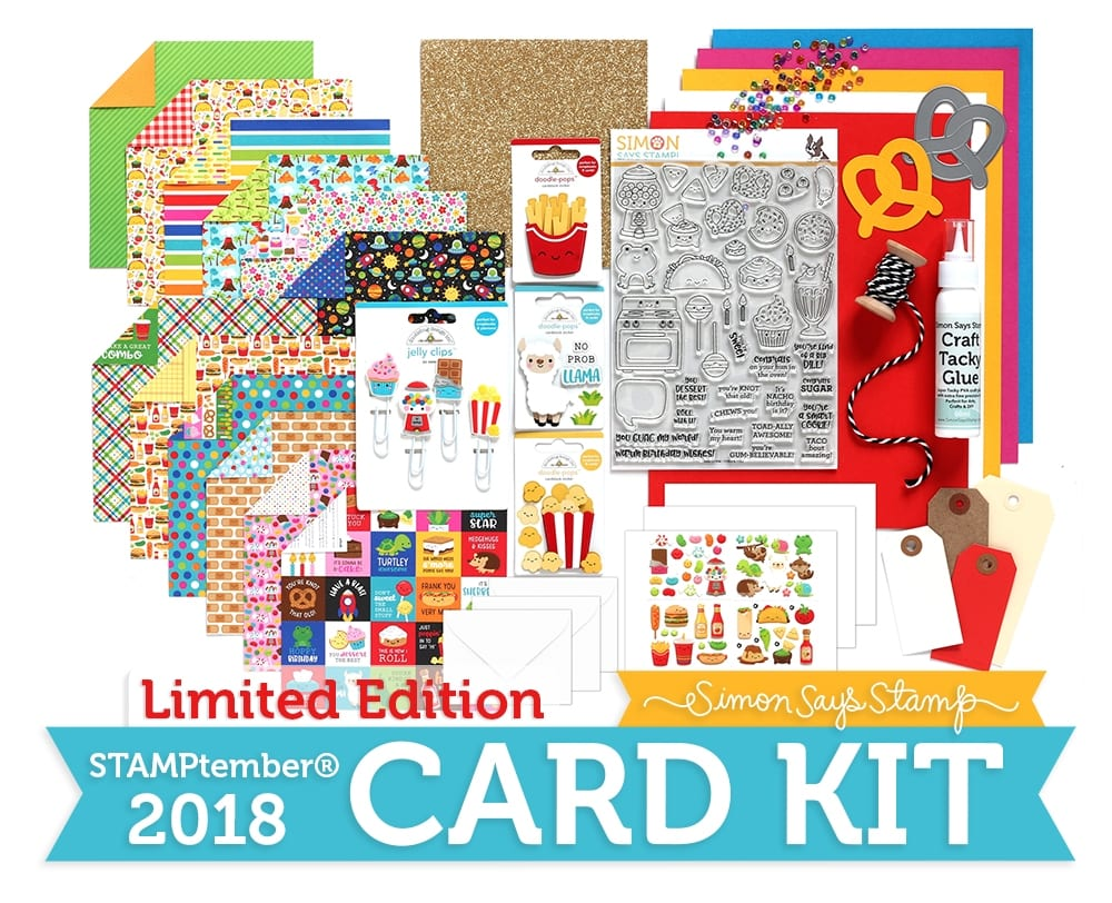 Simon Says Stamp STAMPtember Limited Edition Card Kit