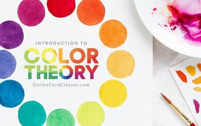 Introduction To Color Theory – Online Card Classes