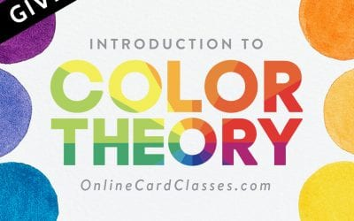 Online Card Class Giveaway