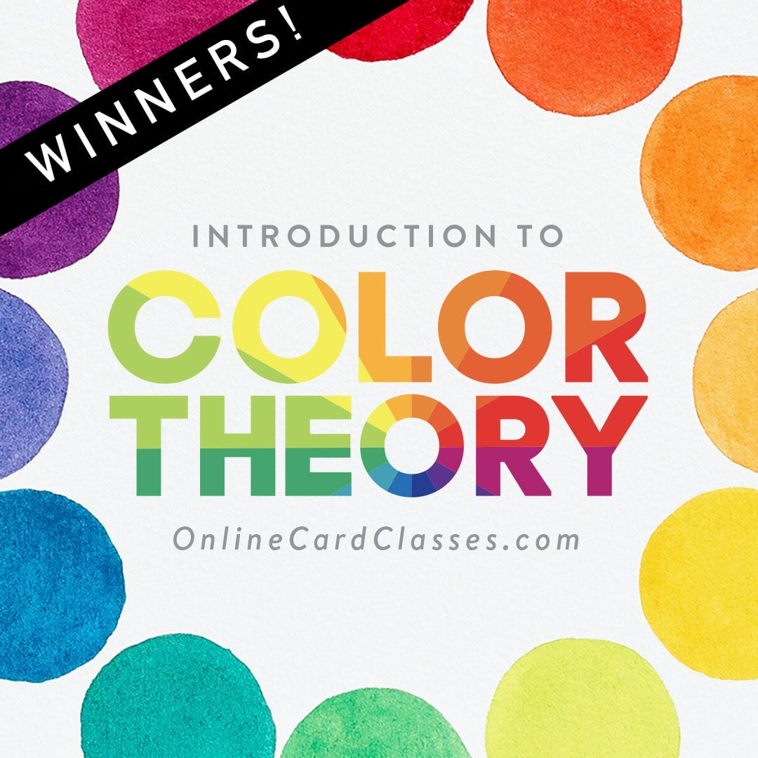 Introduction To Color Theory Winners!