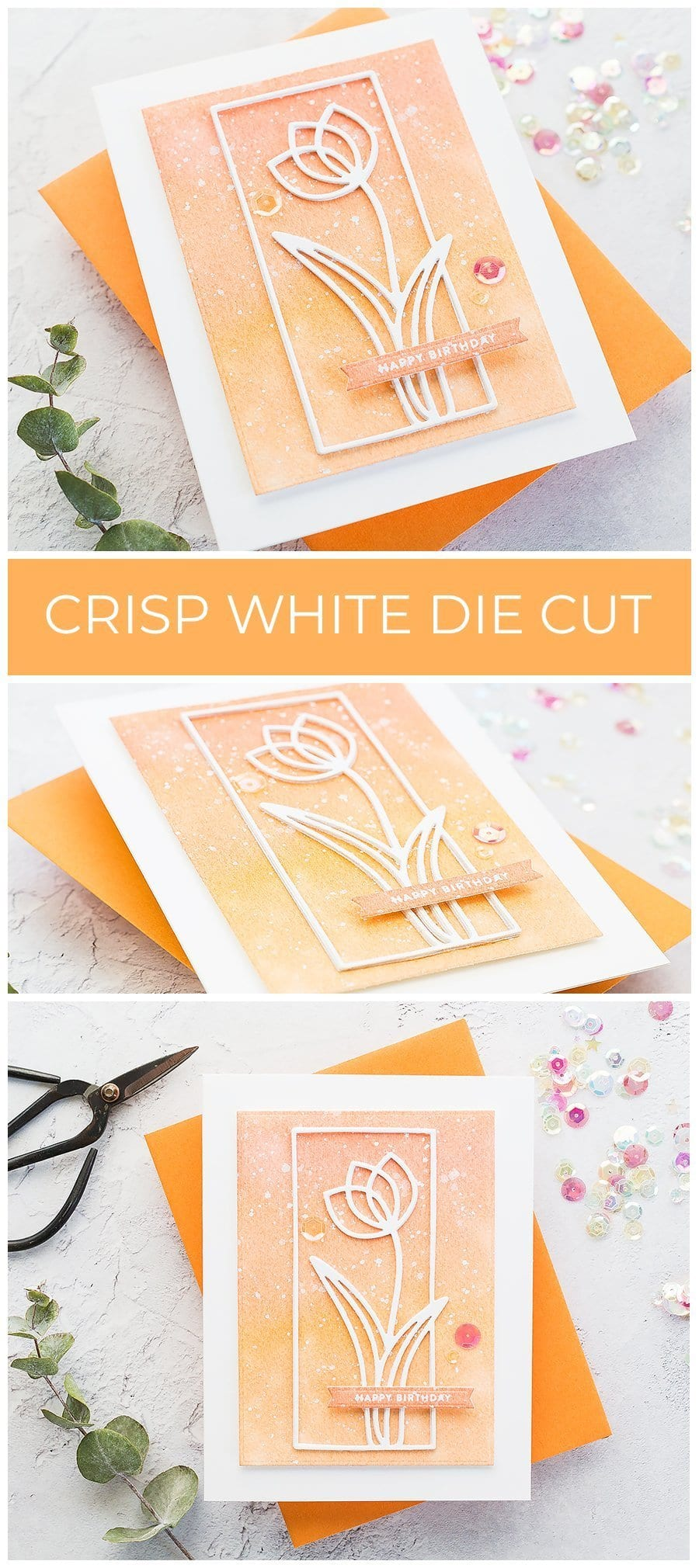 Video taking a first look at the new Daniel Smith watercolor sets and using them to create soft, muted watercoloured backgrounds for crisp white die cuts using dies from the new Diecember release from Simon Says Stamp. Handmade birthday cards by Debby Hughes. Find out more here: https://limedoodledesign.com/2018/12/video-first-look-daniel-smith-half-pan-sets-diecember-blog-hop-giveaway/