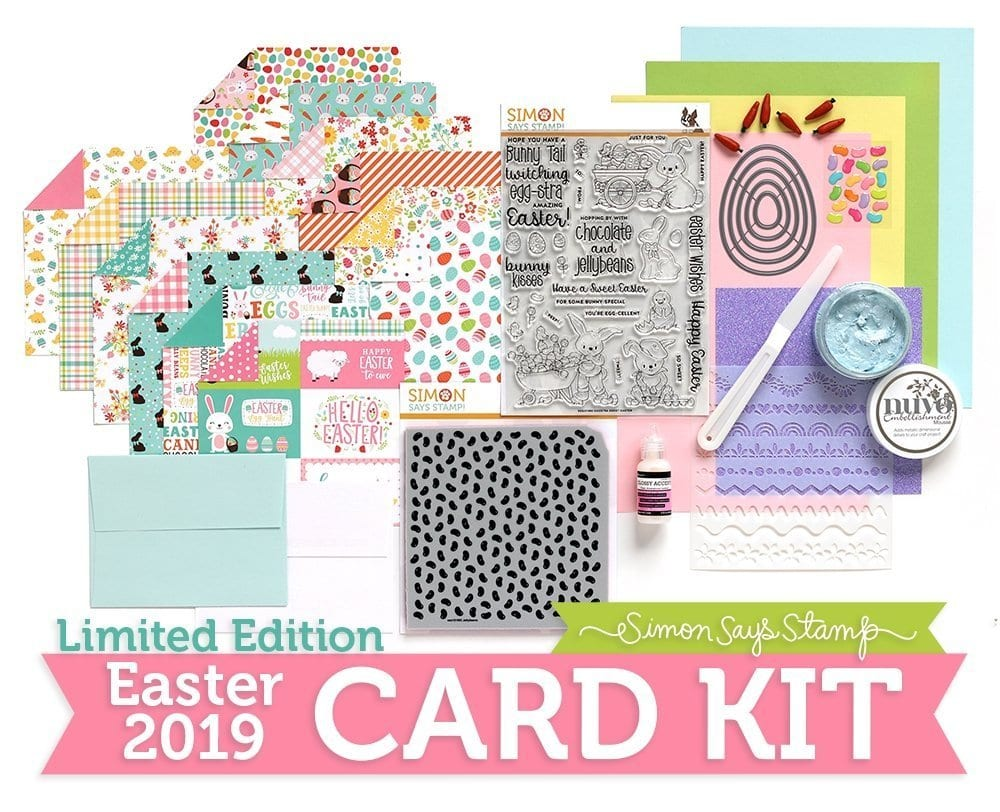 Limited Edition Easter Card Kit