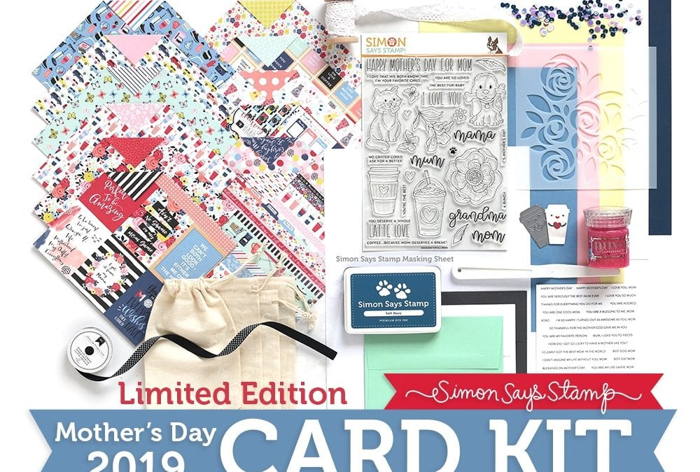 Simon Says Stamp Limited Edition Mother's Day Kit