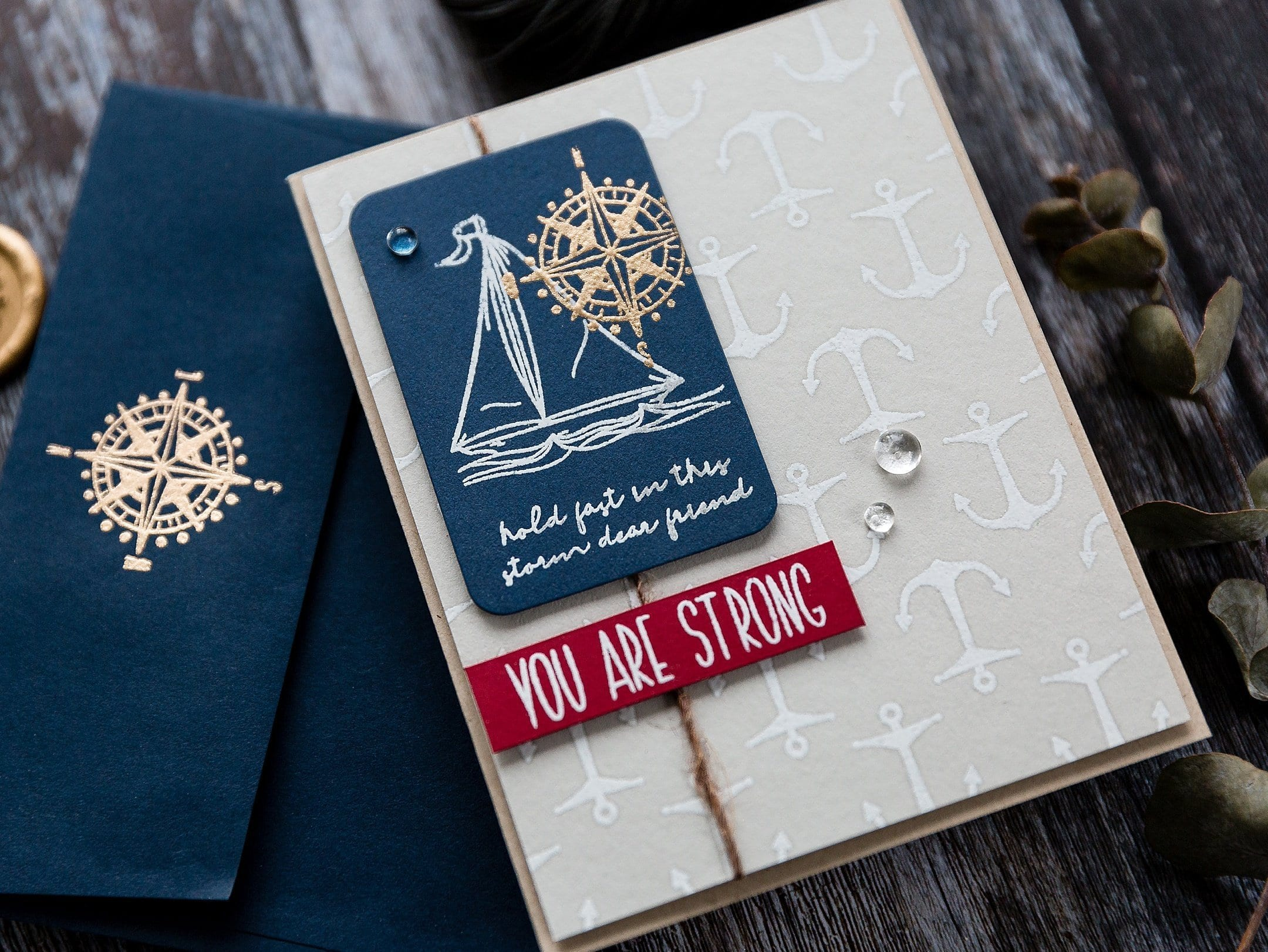 Nautical encouragement handmade cards by Debby Hughes using no colouring but simply stamping, heat embossing and die cutting. Supplies are from Simon Says Stamp. Find out more here:https://limedoodledesign.com/2019/06/no-colouring-simon-says-stamp-release/