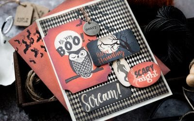 Limited Edition STAMPtember Halloween Card Kit