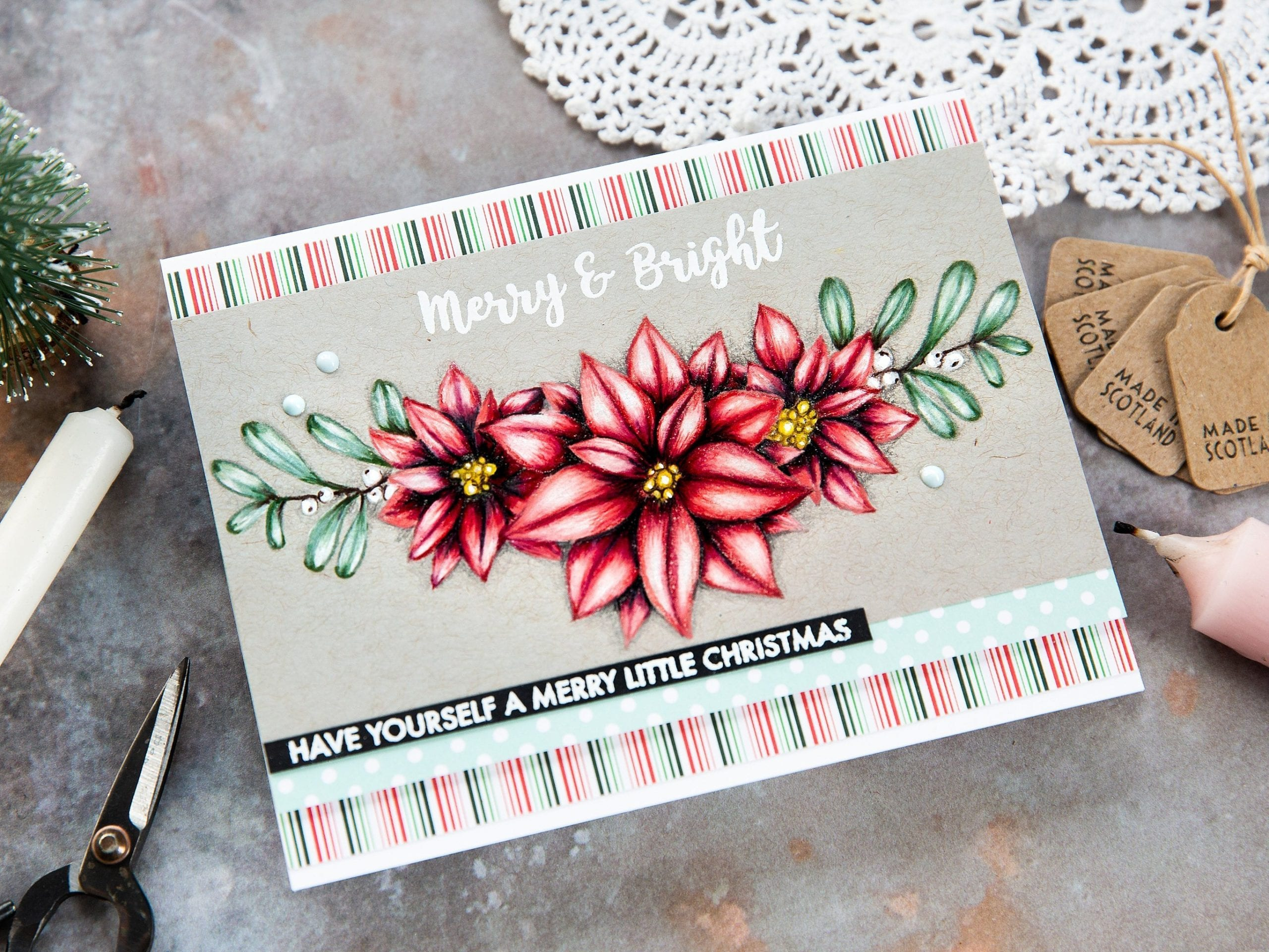 Video – Paper Rose STAMPtember