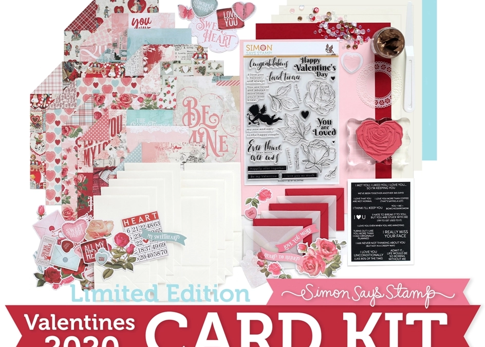 Limited Edition Valentine's Card Kit