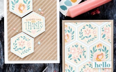 Limited Colour Palette + Blog Hop + Giveaway