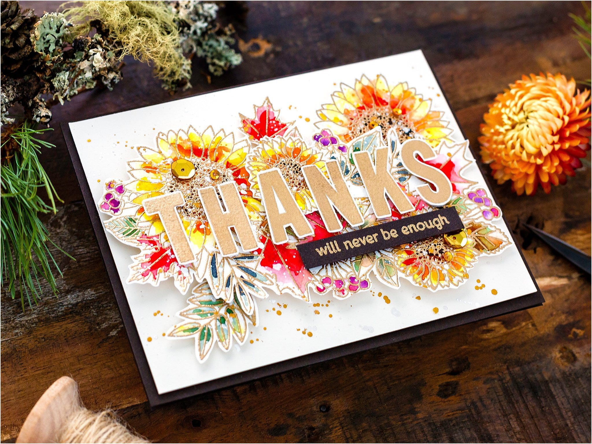Video – Making It Up As I Go Along! + Card Kit