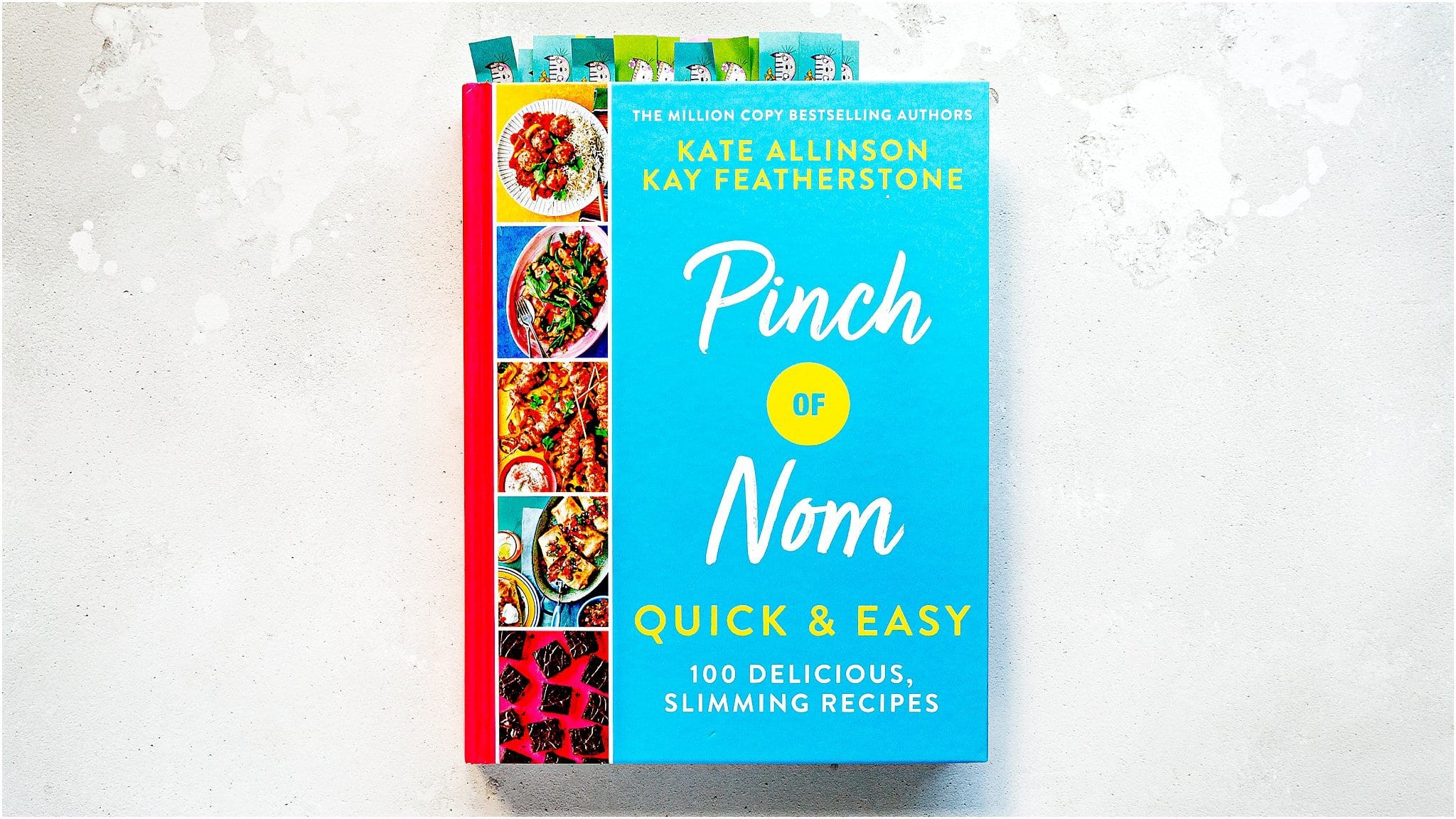 Pinch Of Nom video book review by Debby Hughes #bookreview #pinchofnom